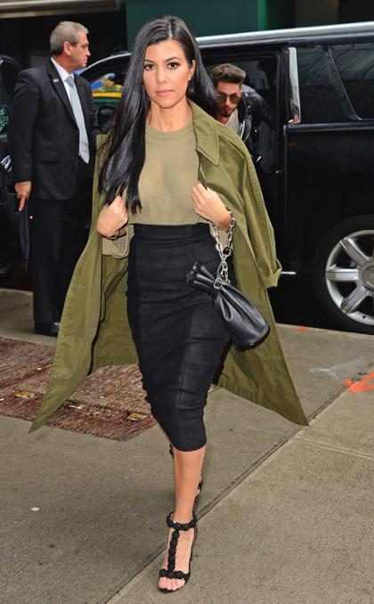 Kourtney Kardashian explotó contra Scott Disick (+ Video)
