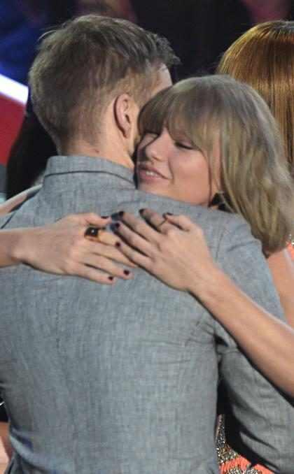 ¡Calvin Harris y Taylor Swift arreglaron sus diferencias!