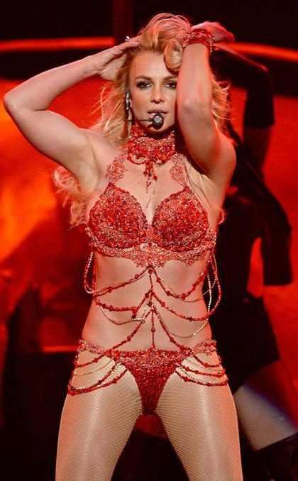 15 fotos que nos aseguran que Britney Spears cambió para siempre (Fotos + Videos)