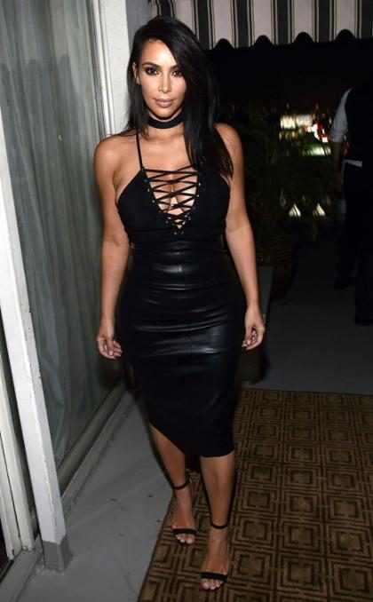 ¡Vetan a Kim Kardashian de una película!