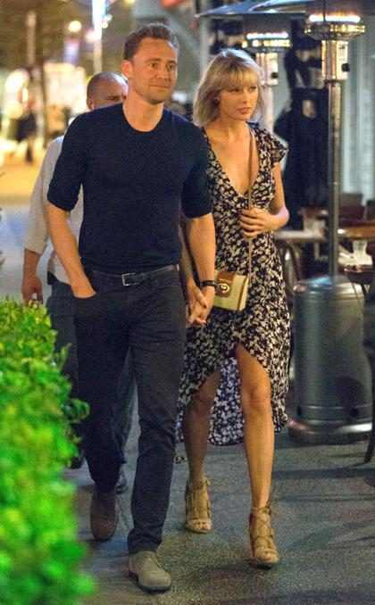 Taylor Swift já estaria pensando em ter filhos com Tom Hiddleston