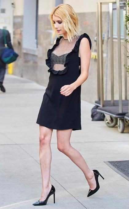 5 Fotos que te convencerán que Emma Roberts es una sirena estilosa