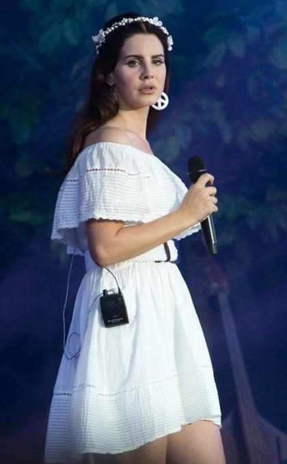 Lana Del Rey estren&oacute; <em>Love</em>, su nuevo sencillo despu&eacute;s de dos a&ntilde;os de ausencia (+ Audio)