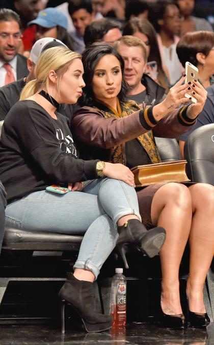 A pesar de los rumores Demi Lovato ya tiene planificada su soltería