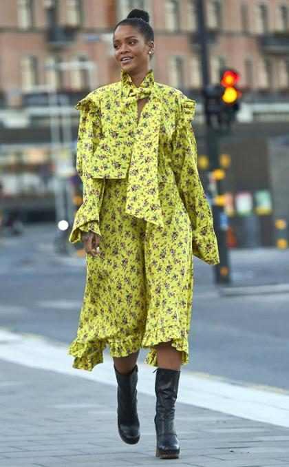 Rihanna está lista para apoderarse de la televisión con icónico y poderoso rol de terror (+ Video)