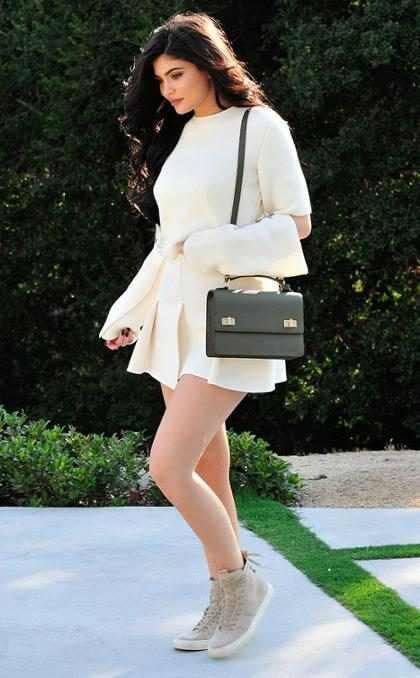 Y es así como Kylie Jenner le sigue los pasos Taylor Swift (+ Foto)