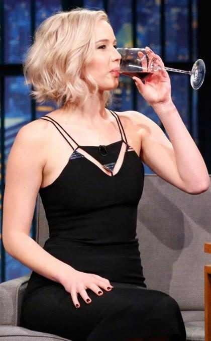 Jennifer Lawrence está muy por encima de Mila Kunis