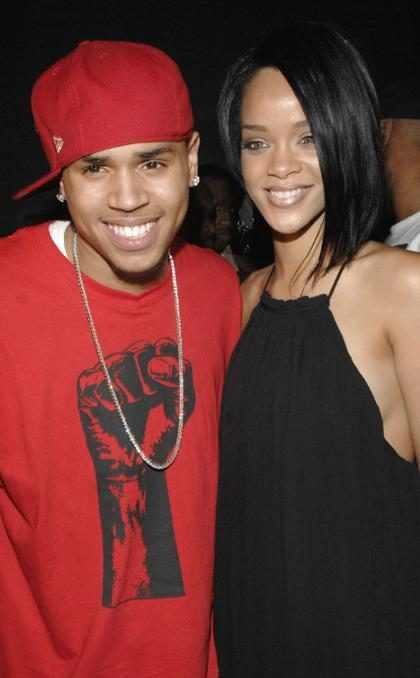 ¿Rihanna y Chris Brown siguen siendo muy cercanos a pesar de su turbulento pasado?