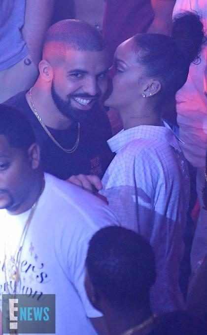 OMG! ¿Rihanna y Drake confirmaron su relación? (+ Fotos)