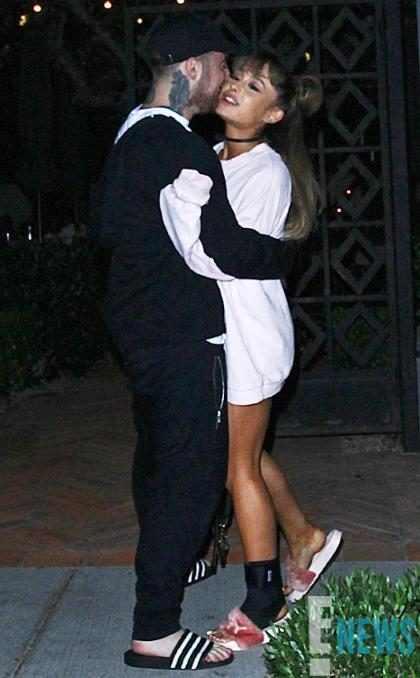 La cola de caballo de Ariana Grande va más allá de todo… ¡Mírala! (+ Foto)