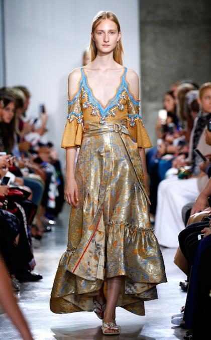 Los 5 looks más cool de la semana de la moda de Londres