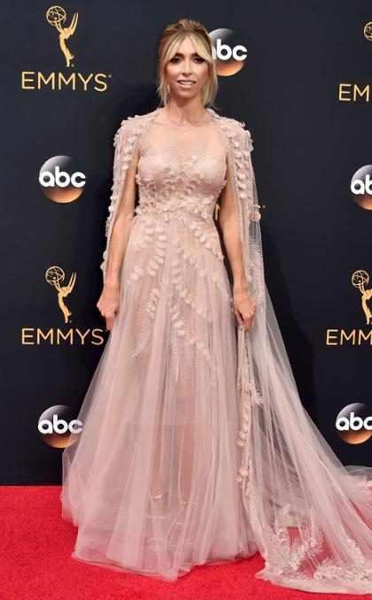 Giuliana Rancic protagonizó el momento más incómodo de la #AlfombraRojaE! gracias a Jerry Seinfeld (+ GIFs)
