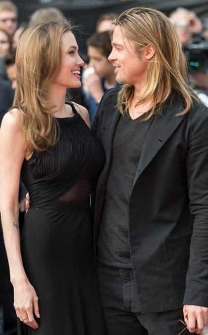 OMG! Él asegura que Brad Pitt y Angelina Jolie comenzaron su romance cuando él todavía estaba casado