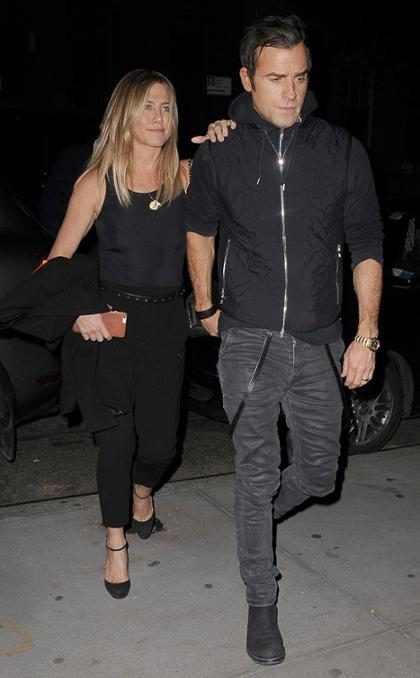 Marido de Jennifer Aniston comenta divórcio de Brad Pitt e Angelina Jolie