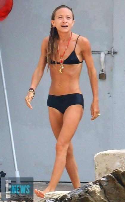 Tenemos todos los detalles de las vacaciones de las gemelas Olsen en la Riviera Francesa (+ Fotos)