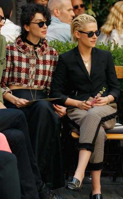 Esto demuestra que Kristen Stewart y St. Vincent están más juntas que nunca (+ Foto)