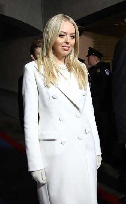 La hija menor de Donald Trump fue rechazada por todos en la New York Fashion Week… Pero esta ganadora del Oscar la salvó