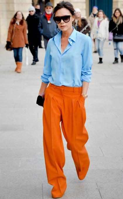 5 lecciones de estilo que aprendimos de Victoria Beckham