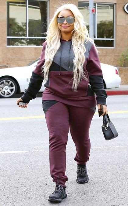 WTF! ¿Blac Chyna protagonizará un videoclip de French Montana, el ex de Khloé Kardashian? (+ Foto)