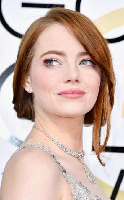 Así reaccionó Emma Stone ante el inesperado beso de Andrew Garfield y Ryan Reynolds (+ Video)