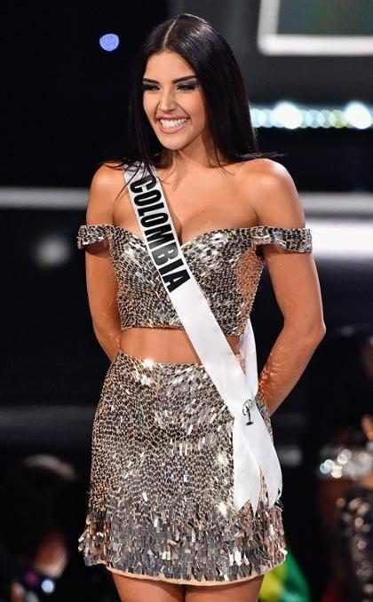 Este error pudo costarle la corona del Miss Universo a Miss Colombia
