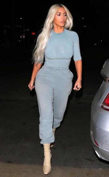 Absolutamente todo lo que sabemos sobre el tercer bebé de Kim Kardashian