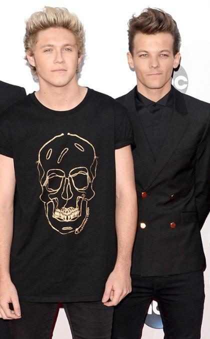 Niall Horan y Louis Tomlinson inician una extraña e inesperada rivalidad en Twitter