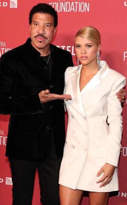 Sofia Richie revela qué opina su famoso padre sobre su relación con Scott Disick