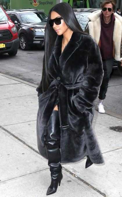 Kim Kardashian pede seguranças em todas as casas da família após assalto