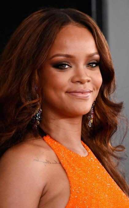 Rihanna volvió a demostrar que es una verdadera chica mala en los Grammys 2017 (Foto + Videos)