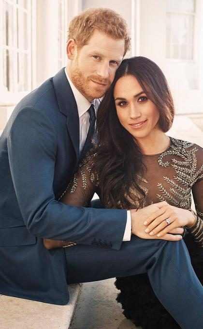 Así es cómo el Príncipe Harry y Meghan Markle practican para su vida de casados