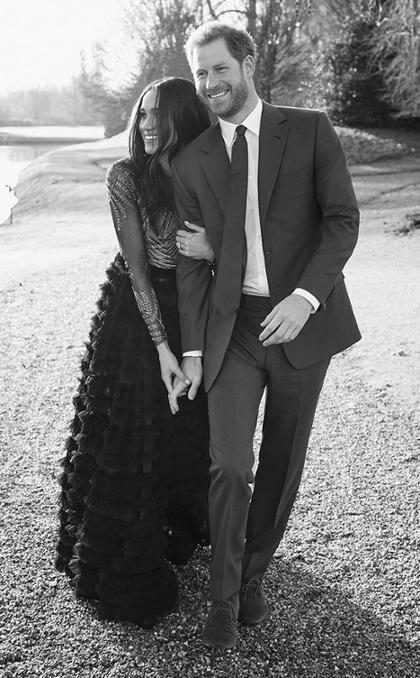 Descubre quién fue el cupido del príncipe Harry y Meghan Markle