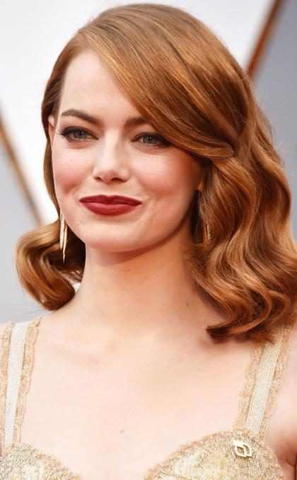 Emma Stone no quiere saber nada del gran error de los Oscars 2017