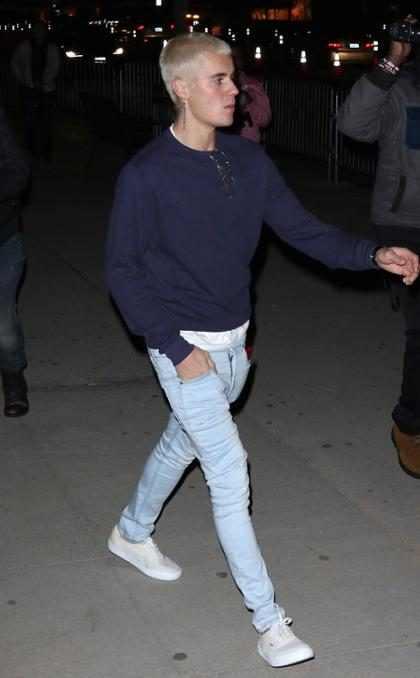 Oficial de Justiça receberá Justin Bieber em aeroporto do Rio