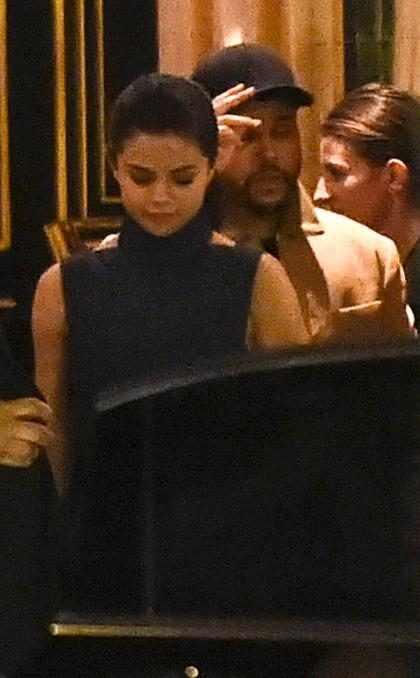 Así reacciona Selena Gómez cuando le preguntan por The Weeknd (+ Foto)