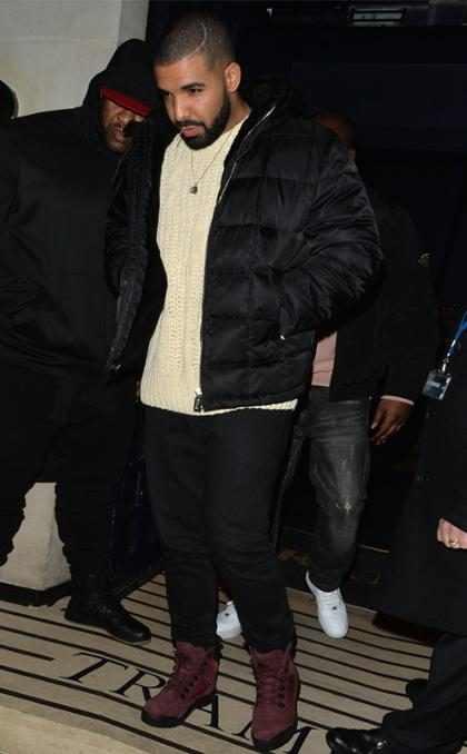 Drake canceló otro de sus shows y desató la furia de sus fanáticos