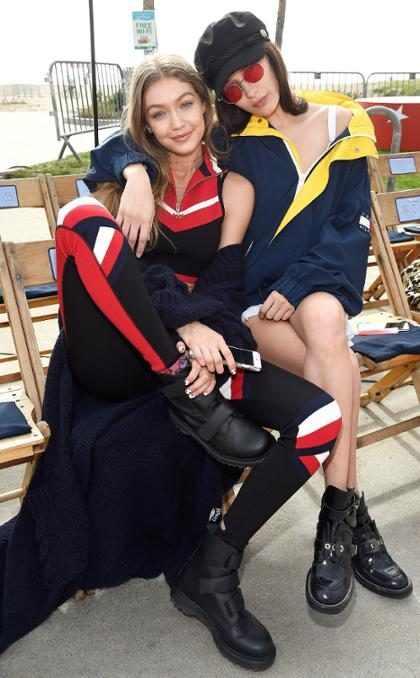 Y así, Bella y Gigi Hadid le rinden homenaje a las Spice Girls (+ Foto)