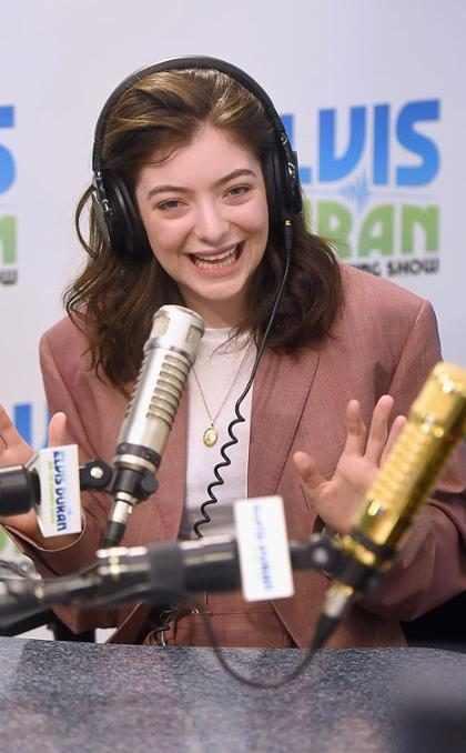 Lorde diz que sua próxima música inédita é a sua favorita