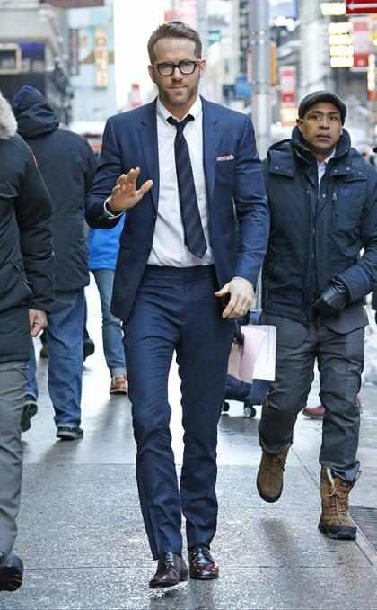 ¿Quién es el Chris más hot de todo Marvel? ¡Ryan Reynolds tiene la respuesta perfecta!
