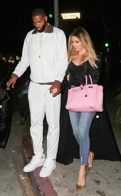 Khloé Kardashian revela cómo le contó a Tristan Thompson que estaba embarazada ¡Mira!