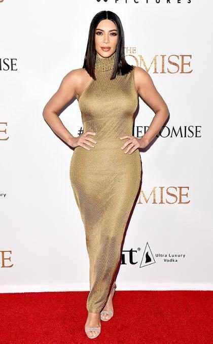WTF! Kim Kardashian perdió casi tres kilos gracias a esta extraña dieta (+ Foto)