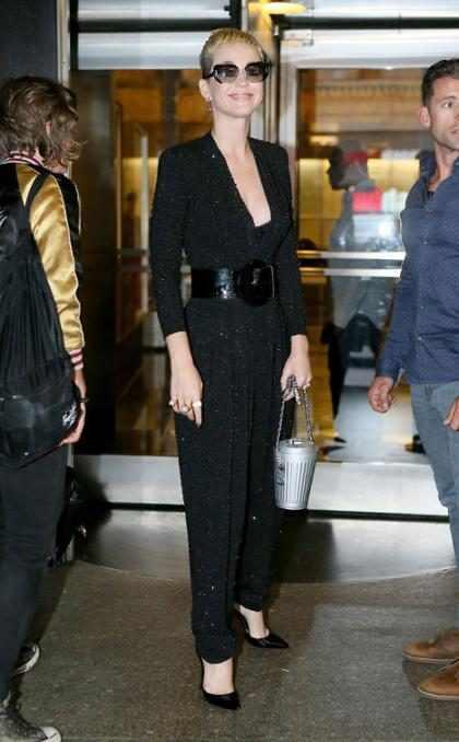 &iquest;Katy Perry admiti&oacute; que <em>Swish Swish</em> es sobre Taylor Swift?