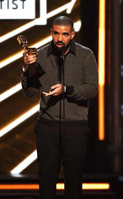 Drake bate recorde de Adele no Billboard Music Awards 2017
