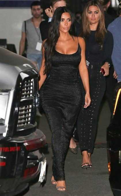No podrás creer quién le ofreció a Kim Kardashian su útero para gestar su tercer hijo