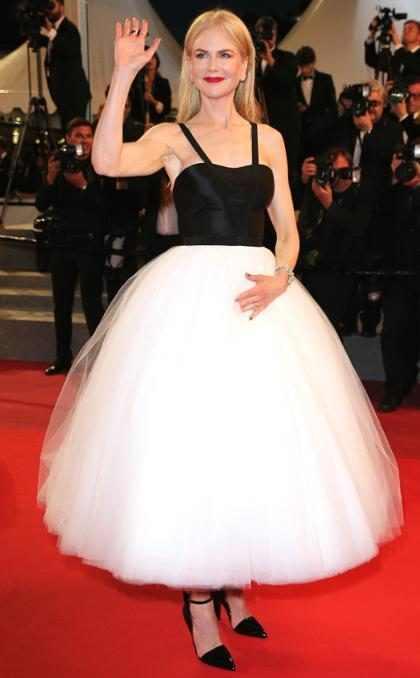 Nicole Kidman se corona como la reina de la alfombra roja de Cannes 2017