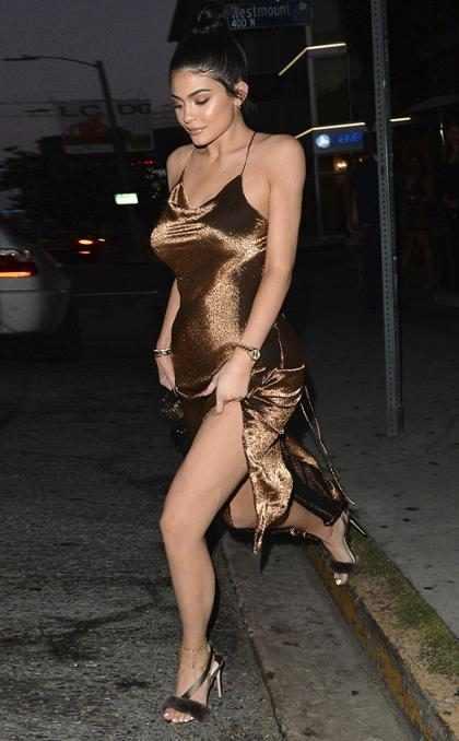 Kylie Jenner engañó a su familia con ayuda de su figura de cera ¡Mírala!