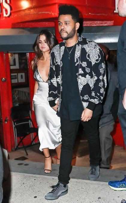 ¡Al fin! The Weeknd demuestra que sí está completamente derretido por Selena Gomez