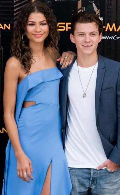 ¡Tom Holland y Zendaya están saliendo!