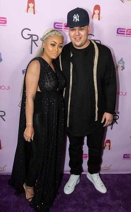 Khloé Kardashian encontró algo muy positivo en el drama entre Blac Chyna y Rob
