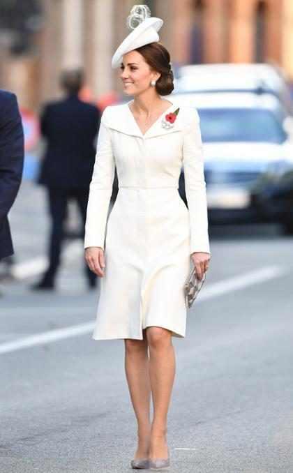 Mira por qué Kate Middleton nunca te dará un autógrafo